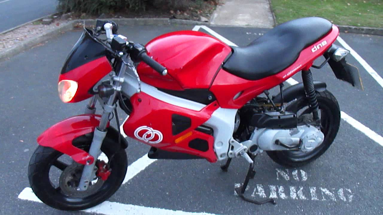 Gilera DNA 125 2002 images #96071
