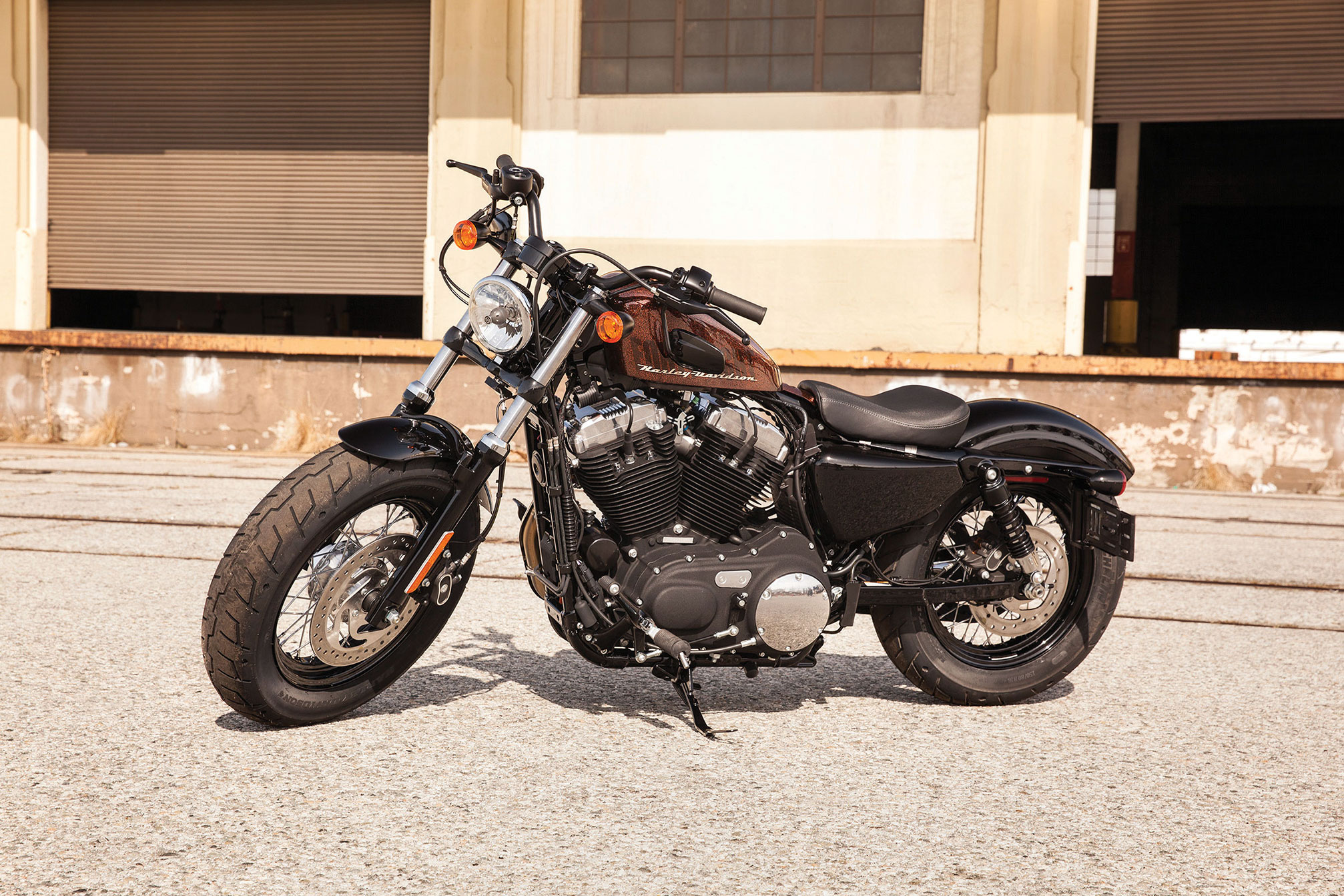 Harley-Davidson XL1200X Forty-Eight 2014 pics #161676