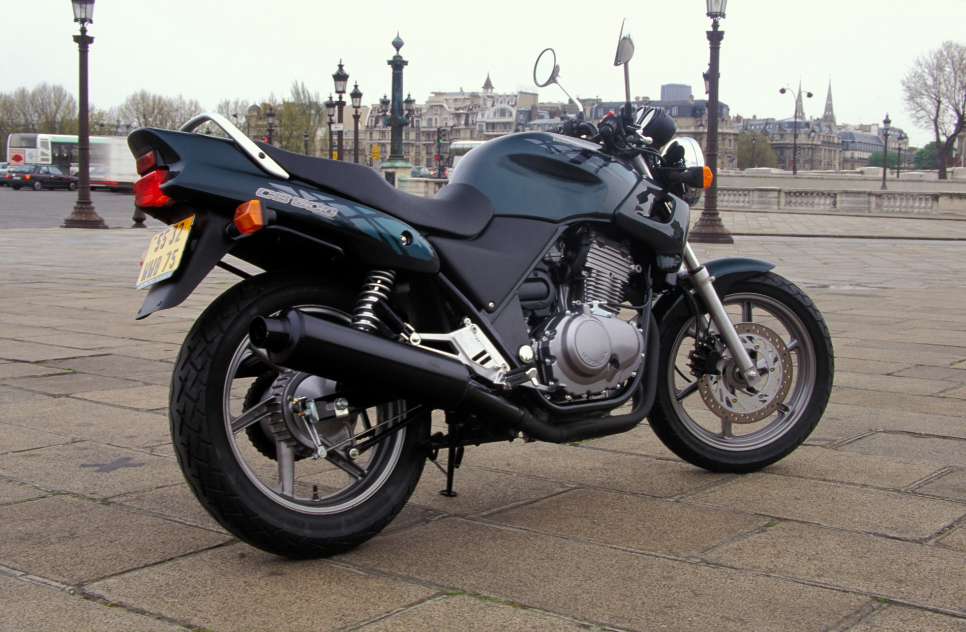 1998 honda cb 500 s pics specs and information. Black Bedroom Furniture Sets. Home Design Ideas