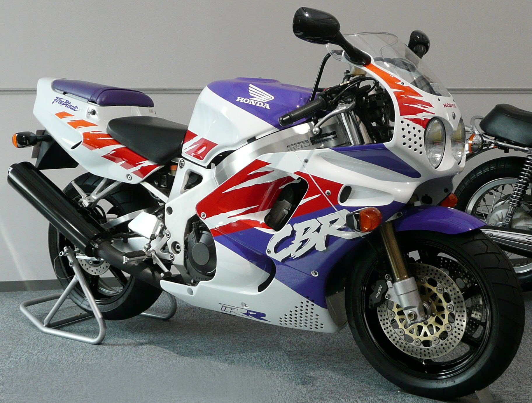 Honda CBR 900 RR 2002 wallpapers #160184