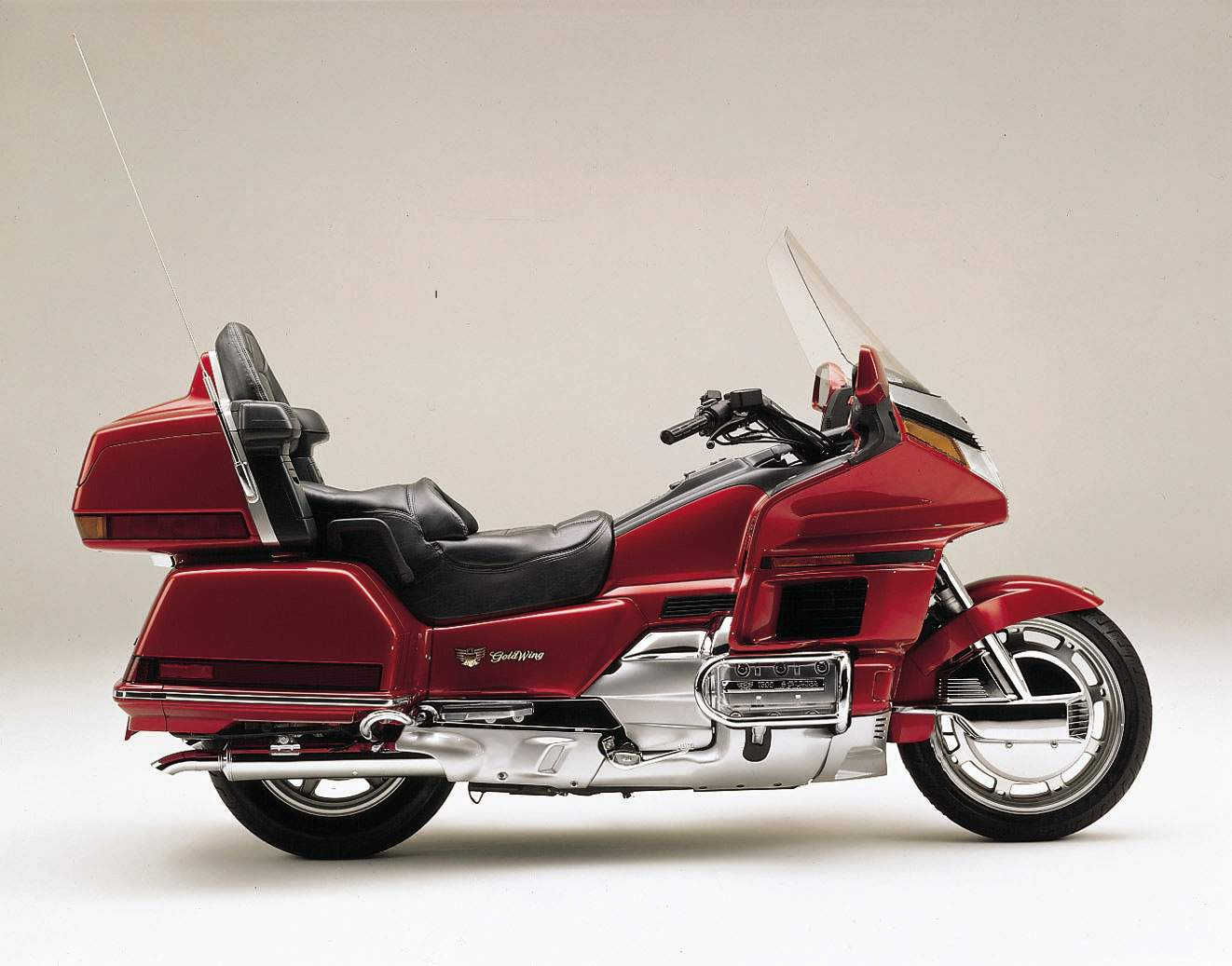 Honda GL 1500 SE Gold Wing 1991 wallpapers #133707