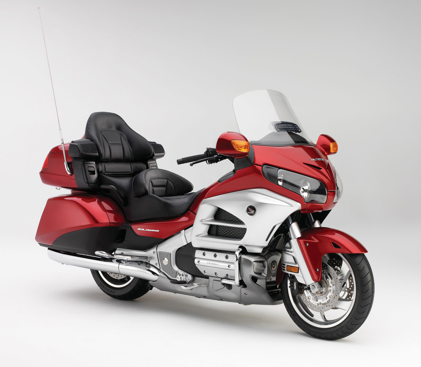 Honda GL 1800 Gold Wing 2012 wallpapers #142233