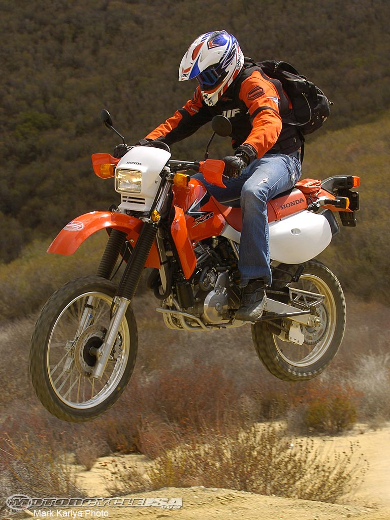 Honda XR 650L wallpapers #134700
