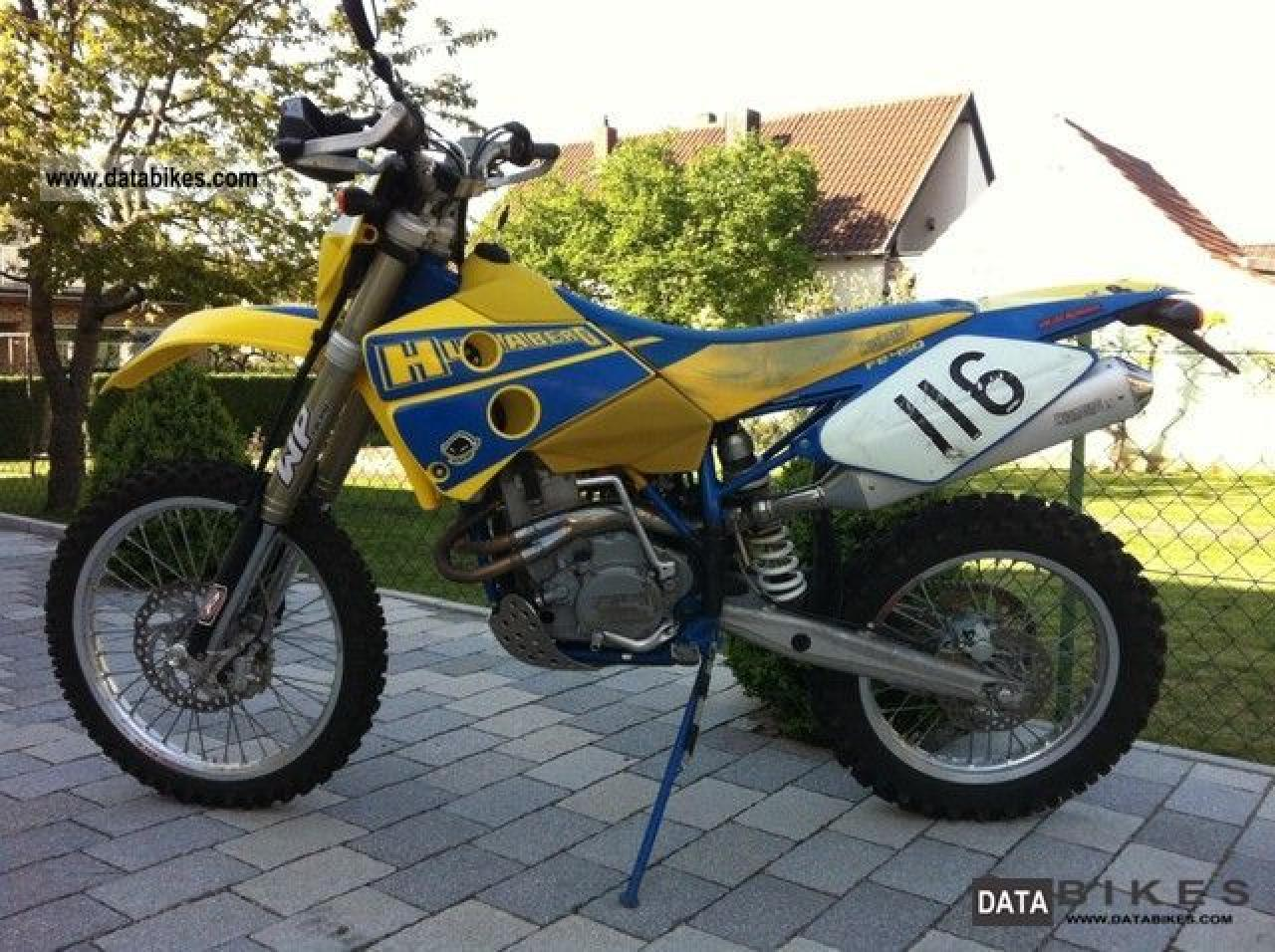 2004 husaberg fs 450 e pics specs and information. Black Bedroom Furniture Sets. Home Design Ideas