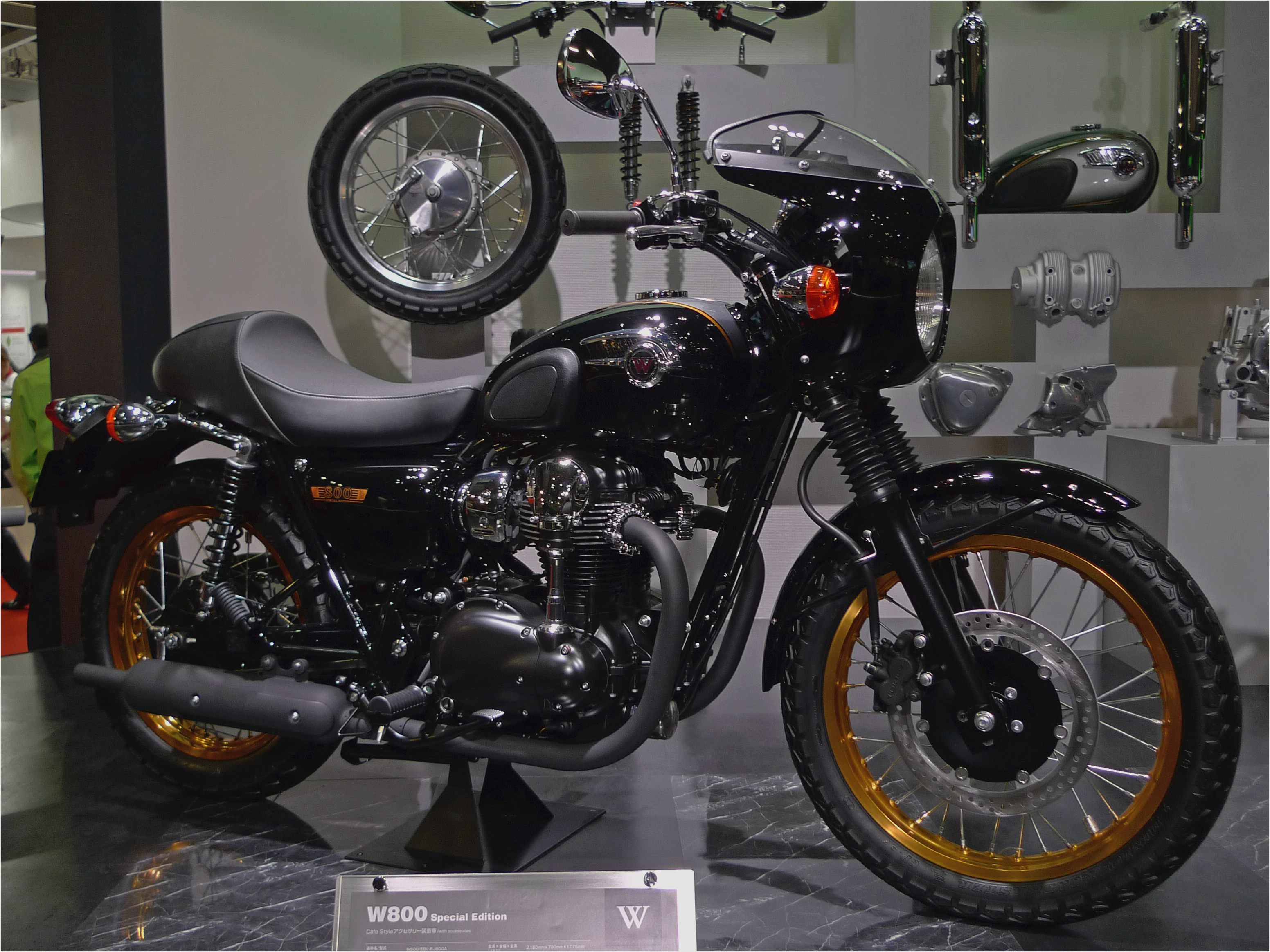Kawasaki W800 Cafe Style images #86146