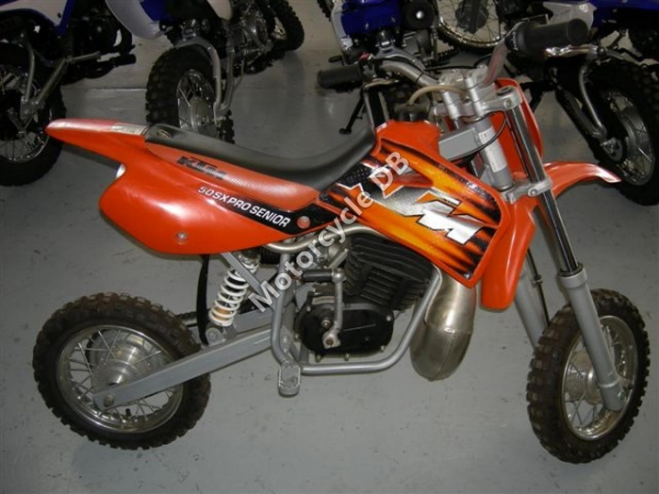 KTM 50 SX Pro Junior LC 2003 images #85749