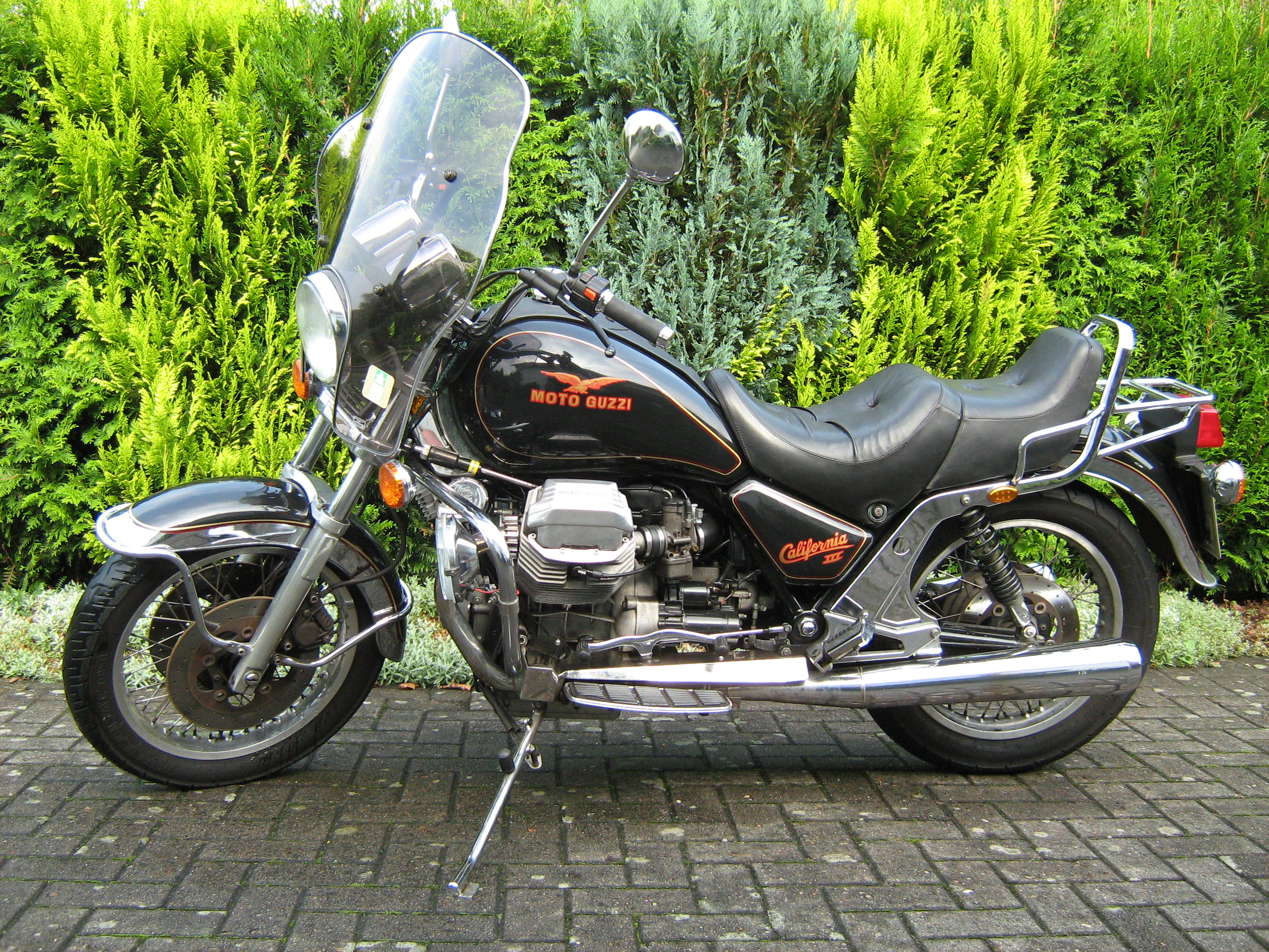 Moto Guzzi California Jackal 2001 images #109134