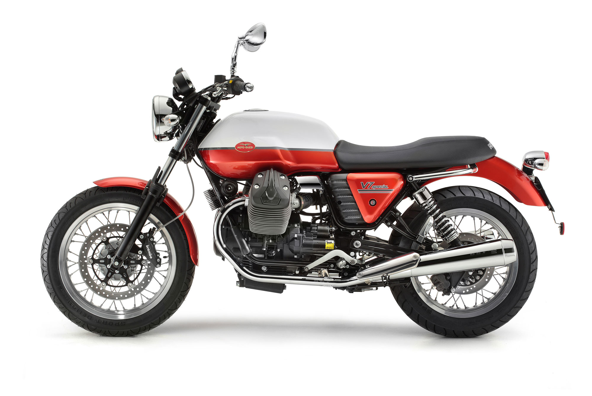 Moto Guzzi V7 Special 2013 wallpapers #139758