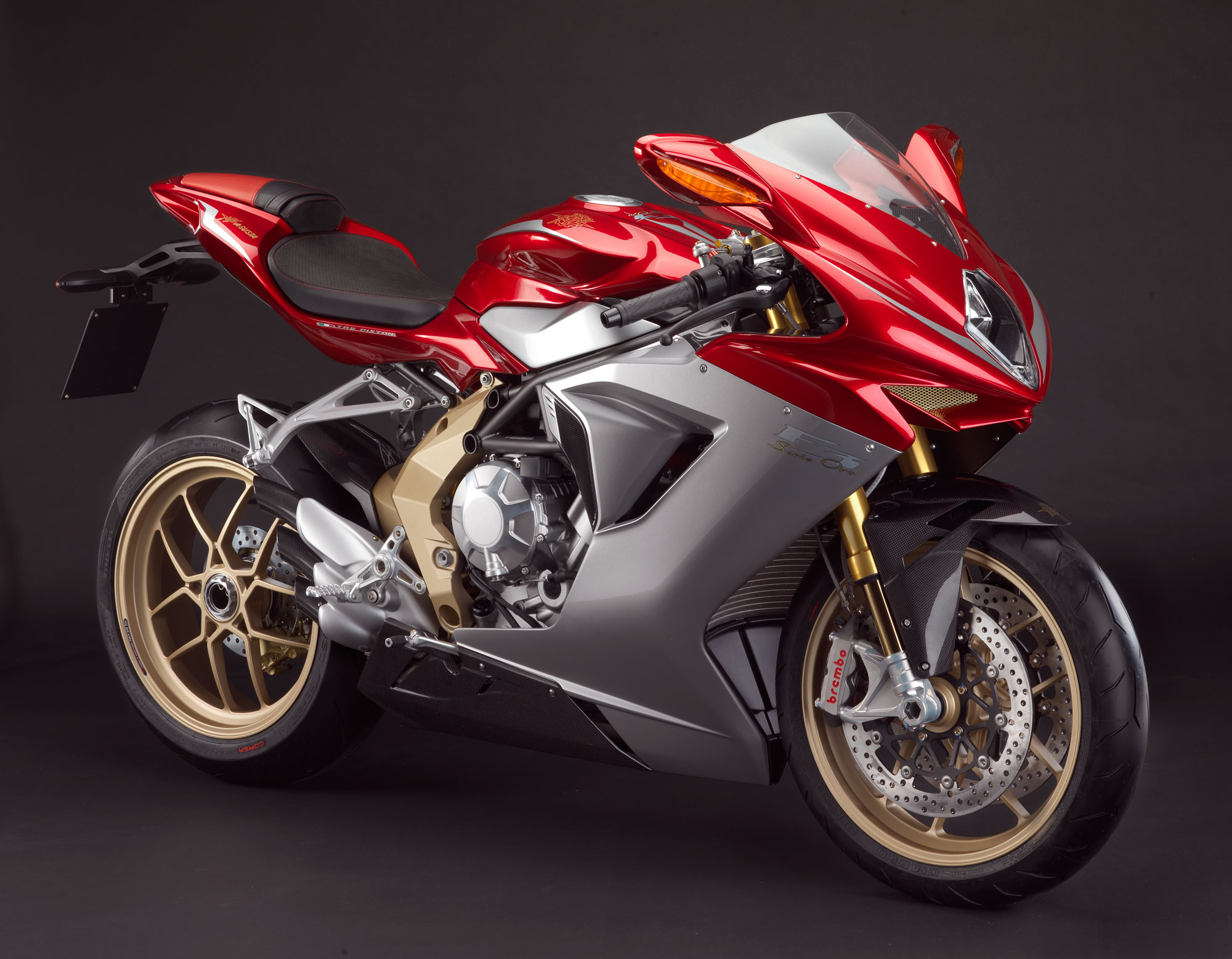 MV Agusta F3 2011 wallpapers #139958