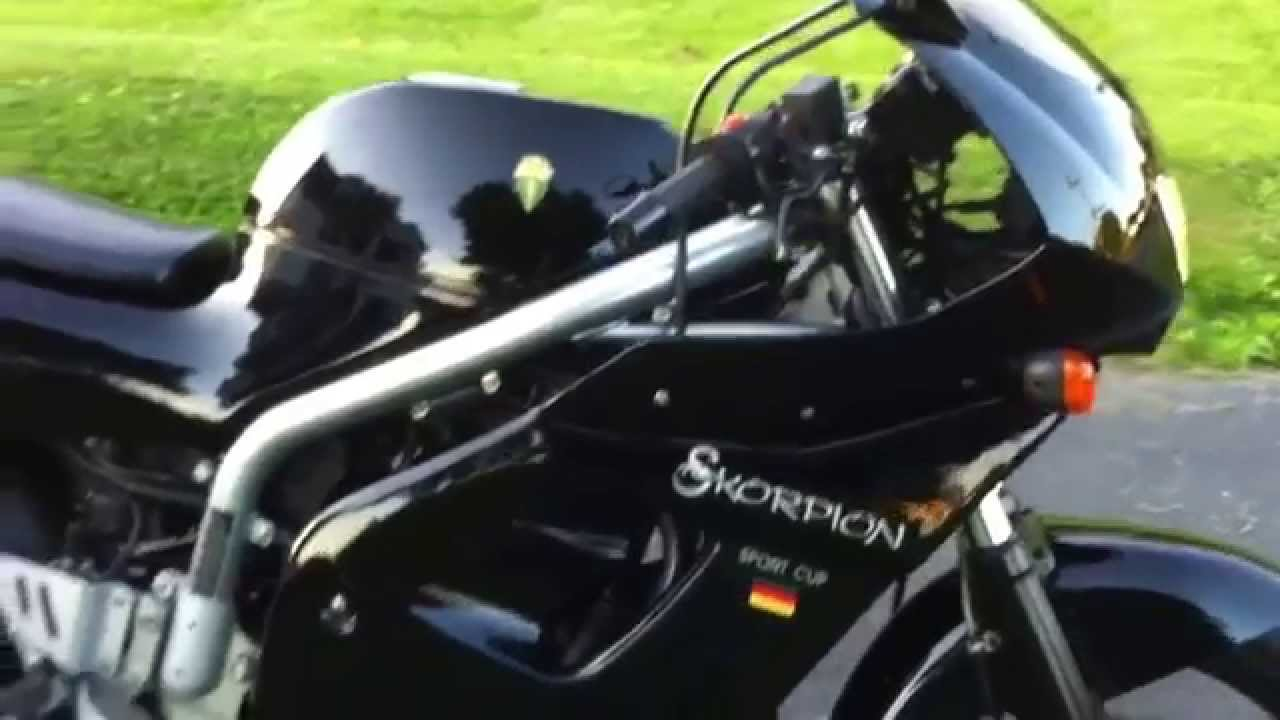 MZ Skorpion 660 Sport 2003 images #116731