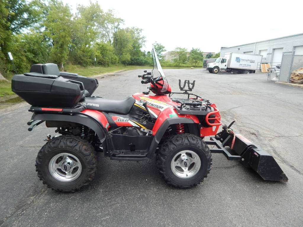 Polaris Sportsman 600 images #120761