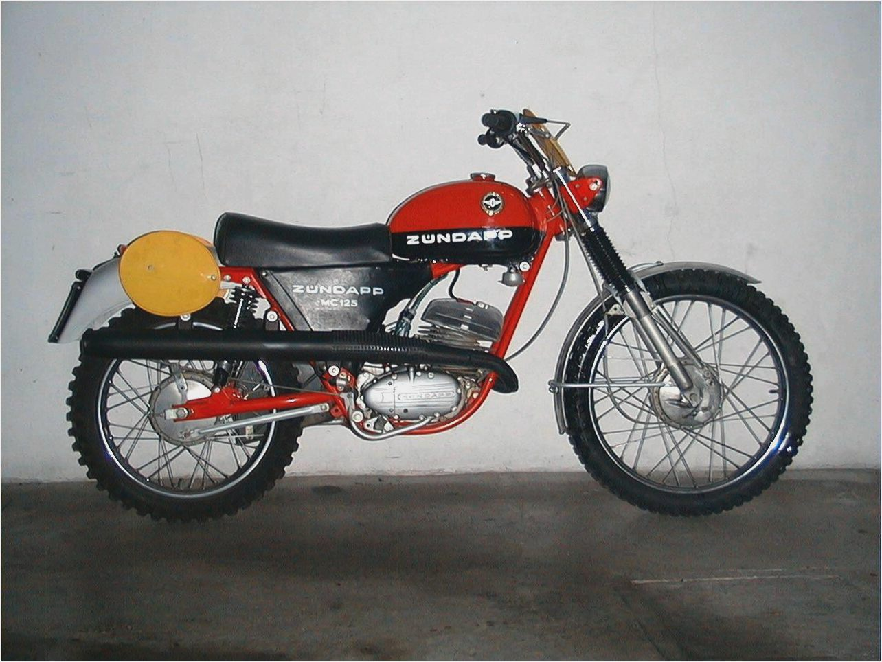 Puch 125 Enduro (6-speed) images #169709
