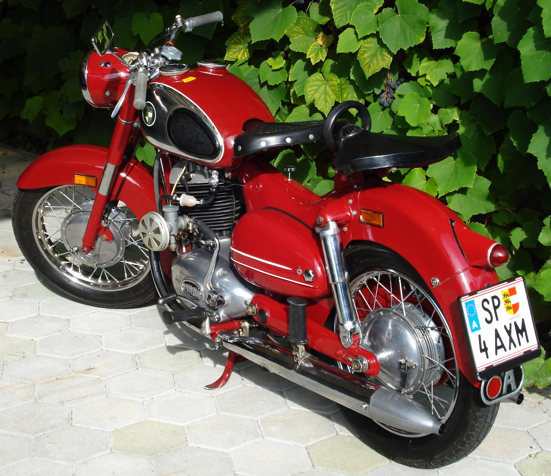 Puch 250 SGS images #121254