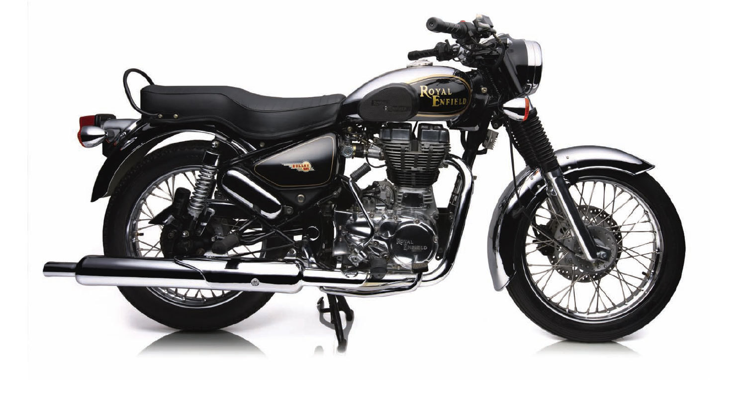 Royal Enfield Bullet 350 Classic 2009 images #123522
