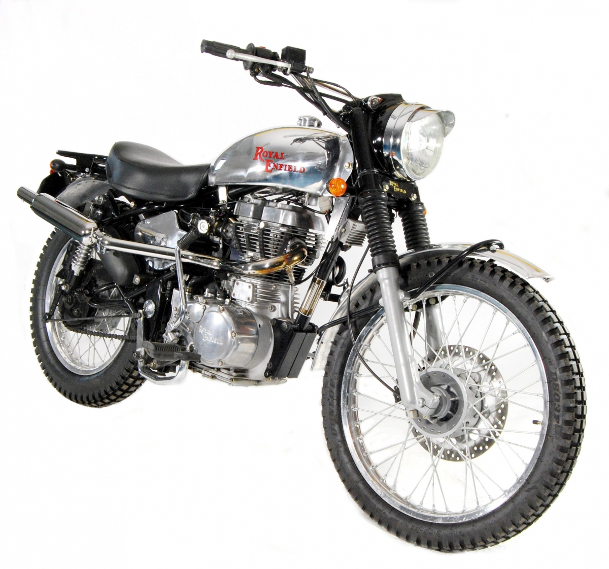 Royal Enfield Bullet 500 ES Deluxe 2006 images #123721