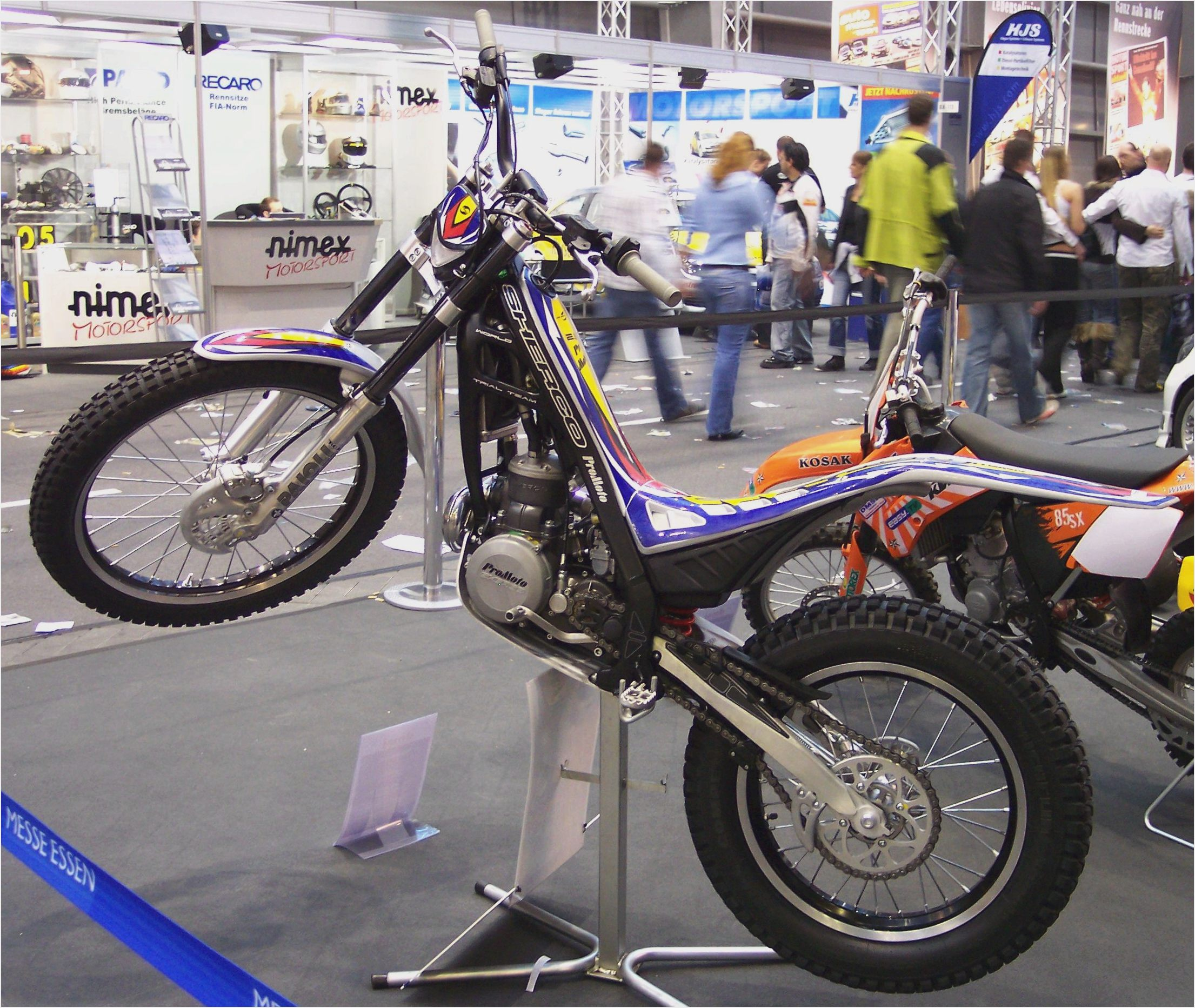 Sherco 125 SM Ipone Replica images #124524