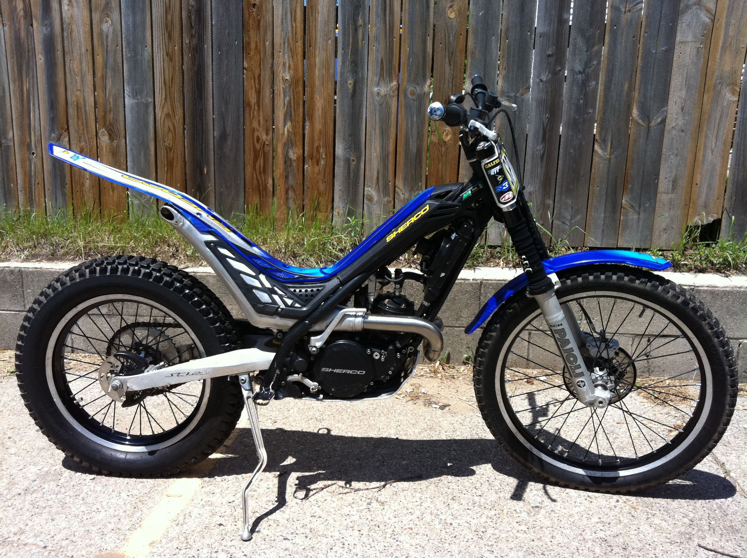 Sherco 2.0 2002 images #124416