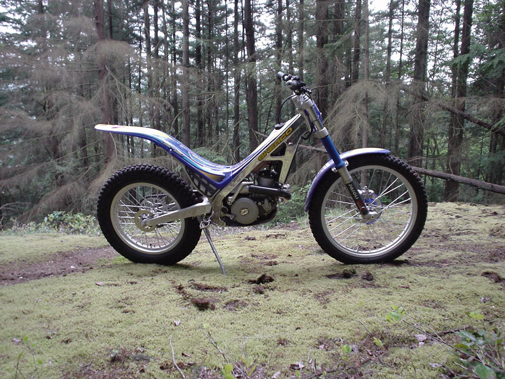 Sherco 2.9 2005 images #128446