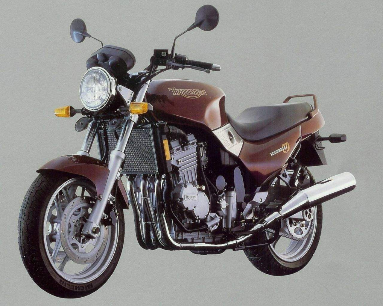Triumph Trident 750 1993 wallpapers #129841