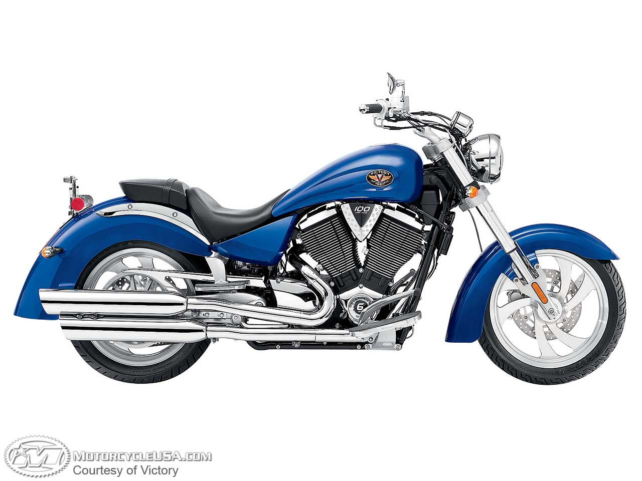 Victory Cruiser Deluxe 1500 2001 wallpapers #130337