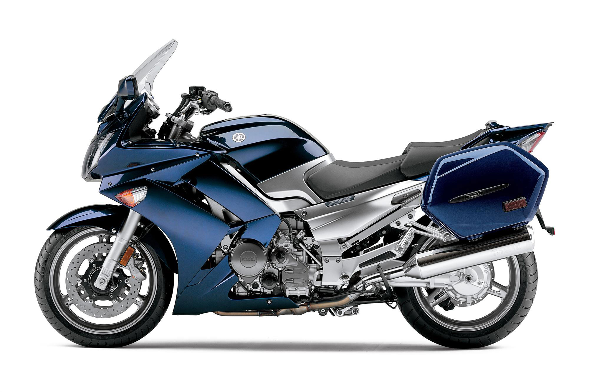 Yamaha FJR 1300 AS images #155622