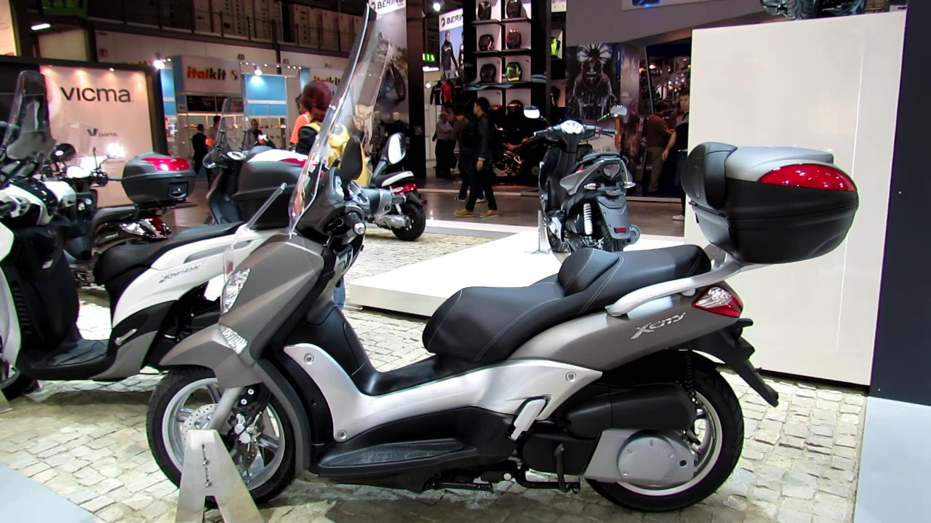 Yamaha X-City 250 2009 images #155920
