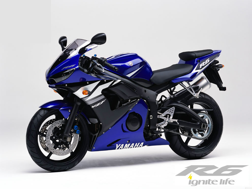 Yamaha YZF-R6 wallpapers #135991