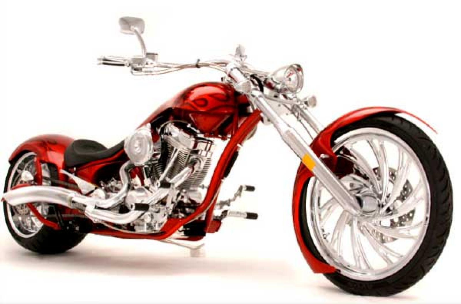 Big Bear Choppers Athena 114 X-Wedge 2009 images #92600