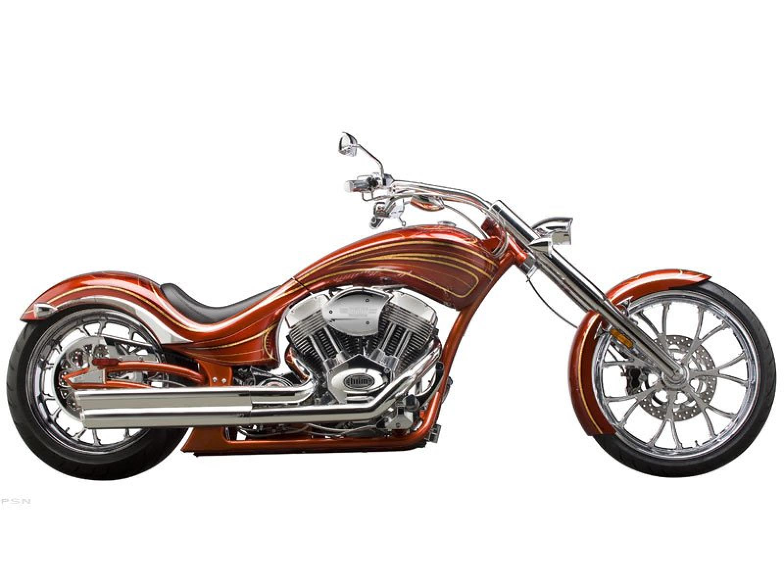 Big Bear Choppers Merc Softail 100 Smooth Carb 2010 images #63766