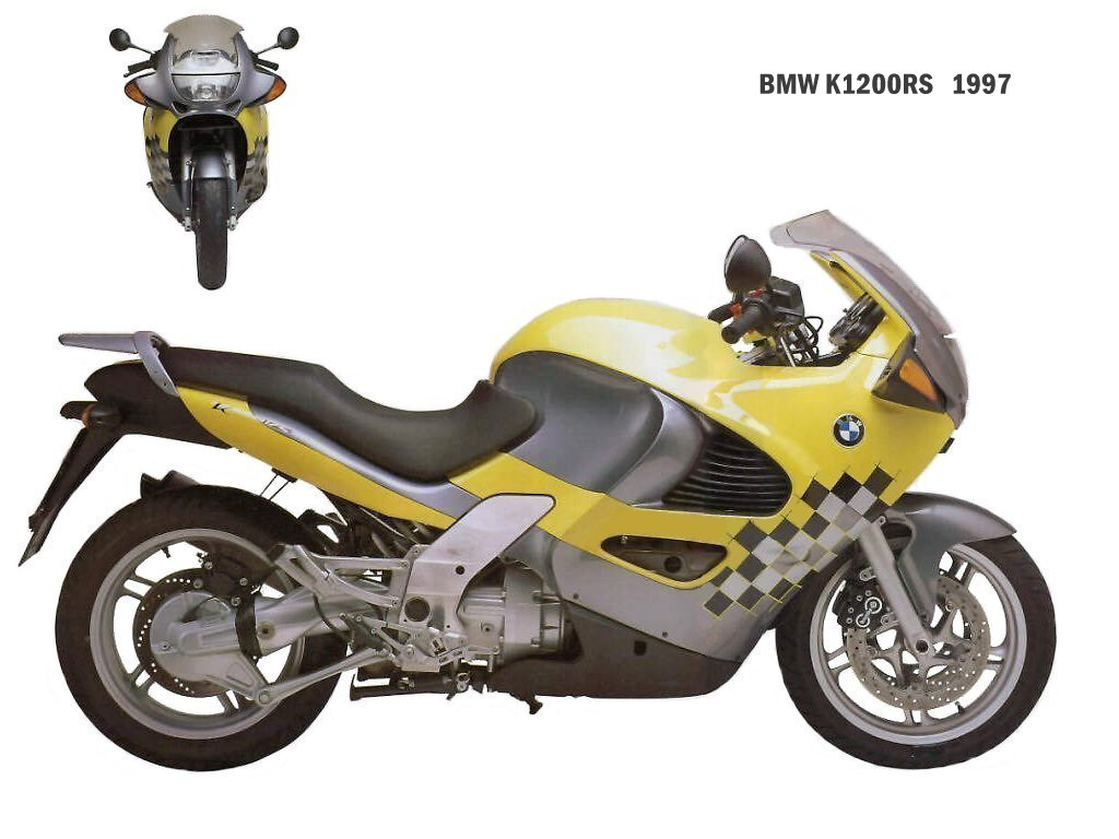 BMW K1200RS 1999 images #43959