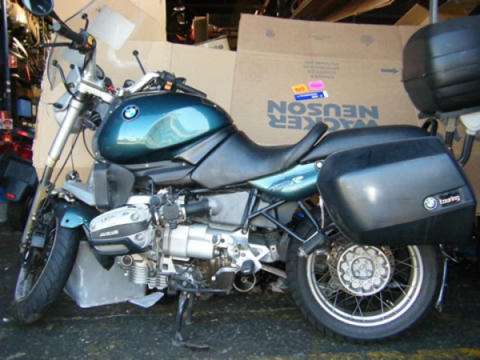 BMW R1100RS 1996 images #9909