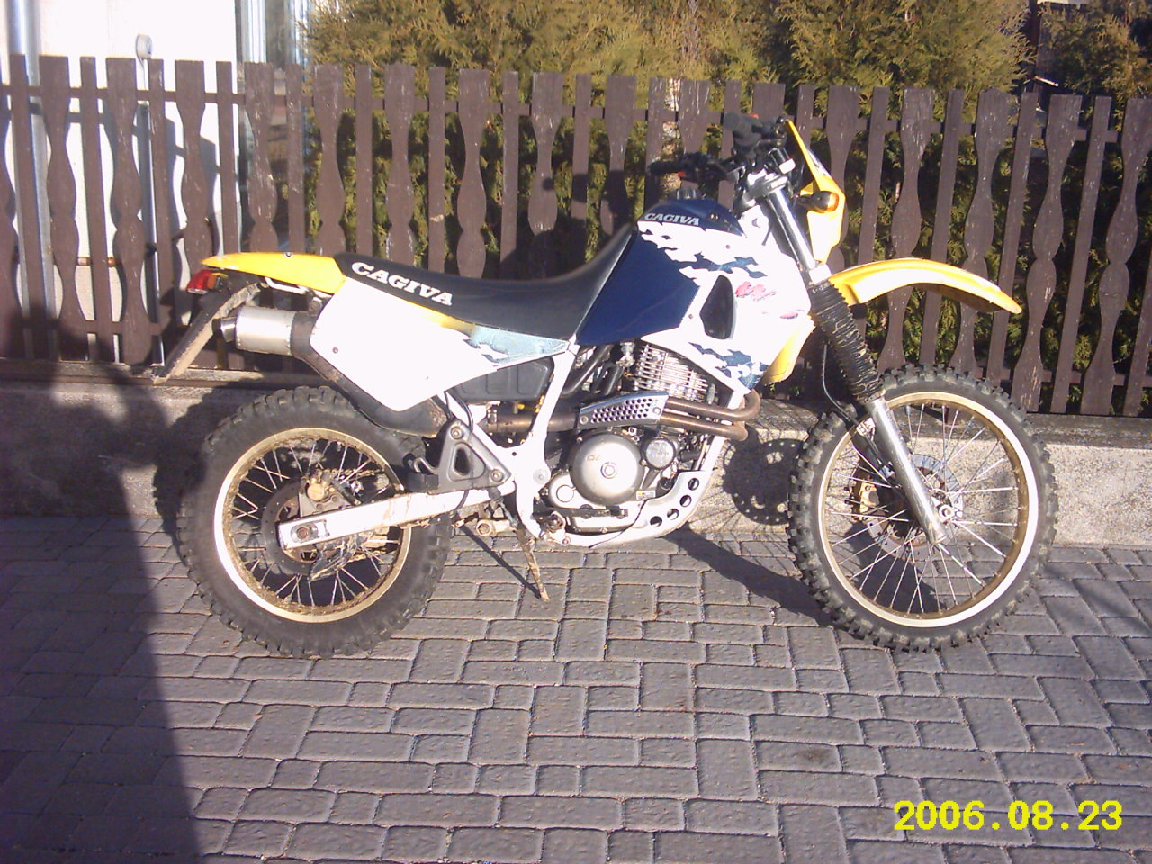 Cagiva 600 W 16 images #67249