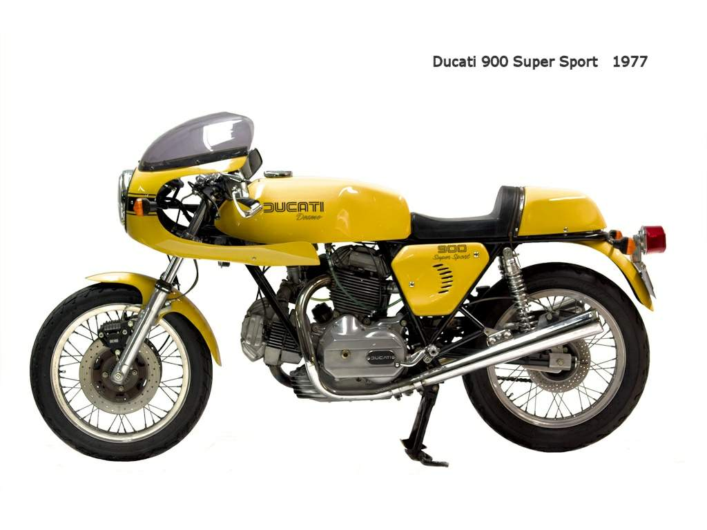 Ducati 900 SS 1982 wallpapers #10306
