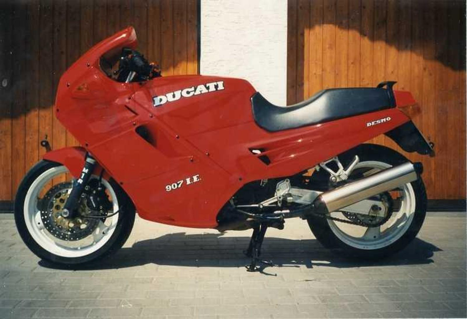 Ducati 907 i.e. 1991 wallpapers #11898