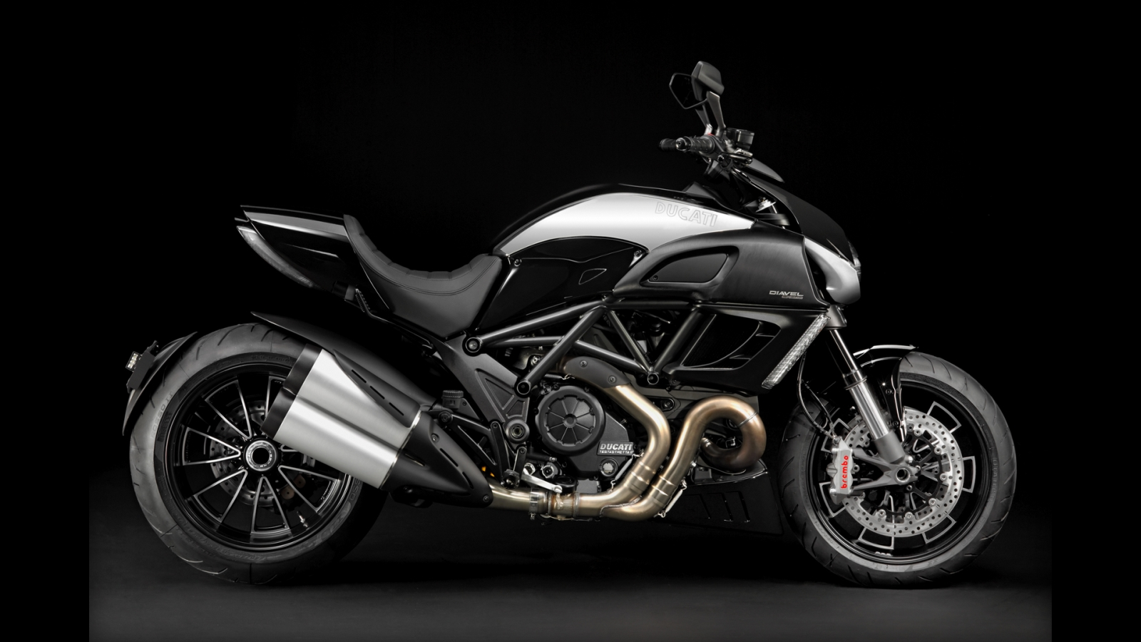 Ducati Diavel Dark wallpapers #12791