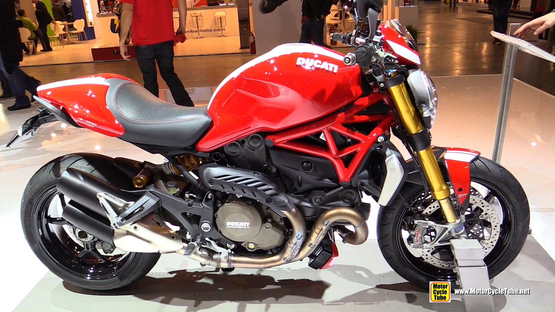 Ducati Monster 1200 2015 wallpapers #134106