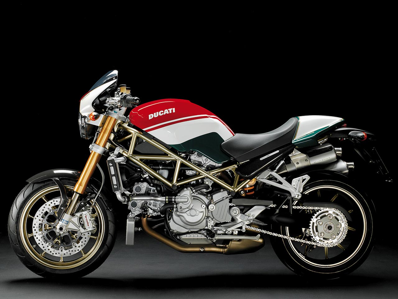 Ducati Monster S4R 2003 wallpapers #11200