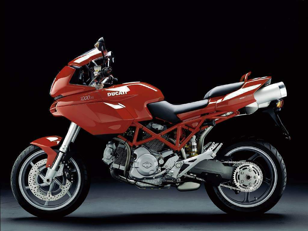 Ducati Multistrada 1000 DS 2006 images #79208