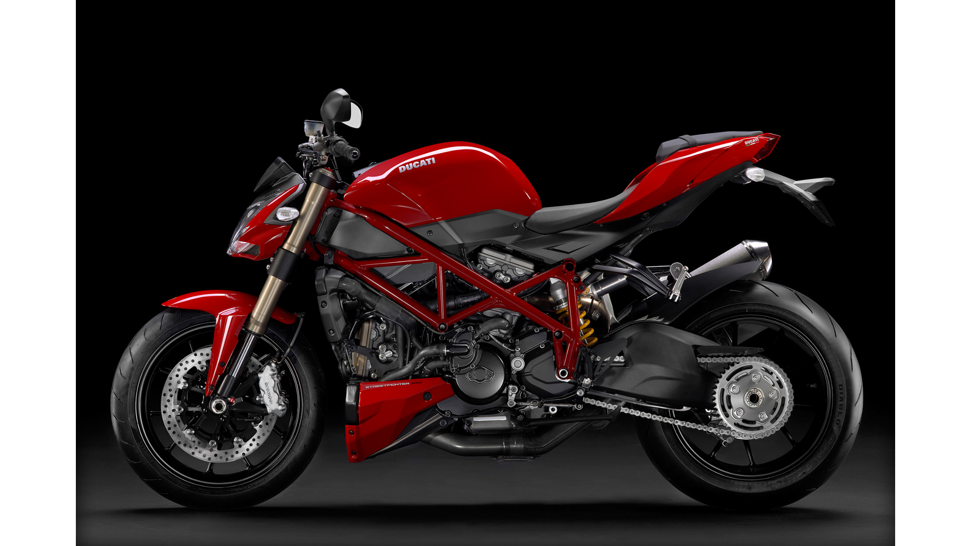 ... Ducati Streetfighter 848 Wallpapers #26391 ...
