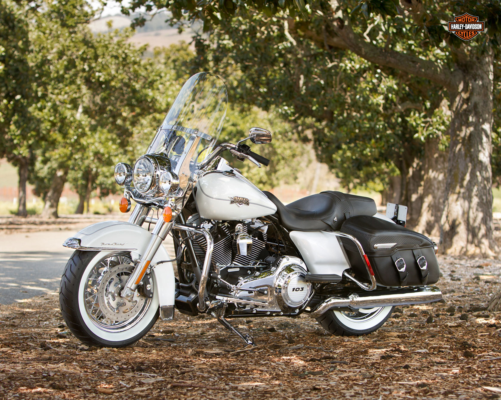Harley-Davidson FLHRC Road King Classic pics #20443