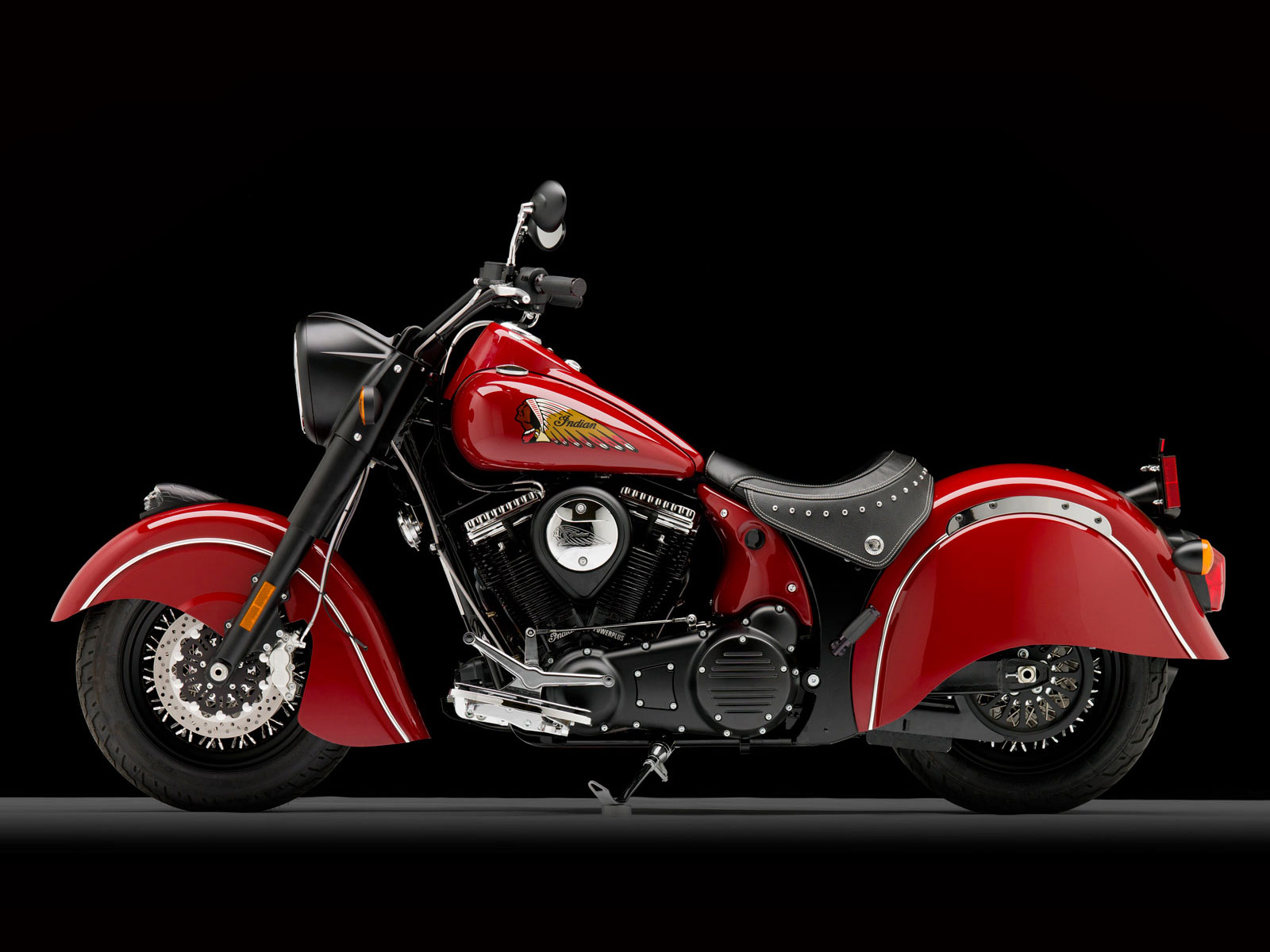 Indian Chief Deluxe 2011 images #97857