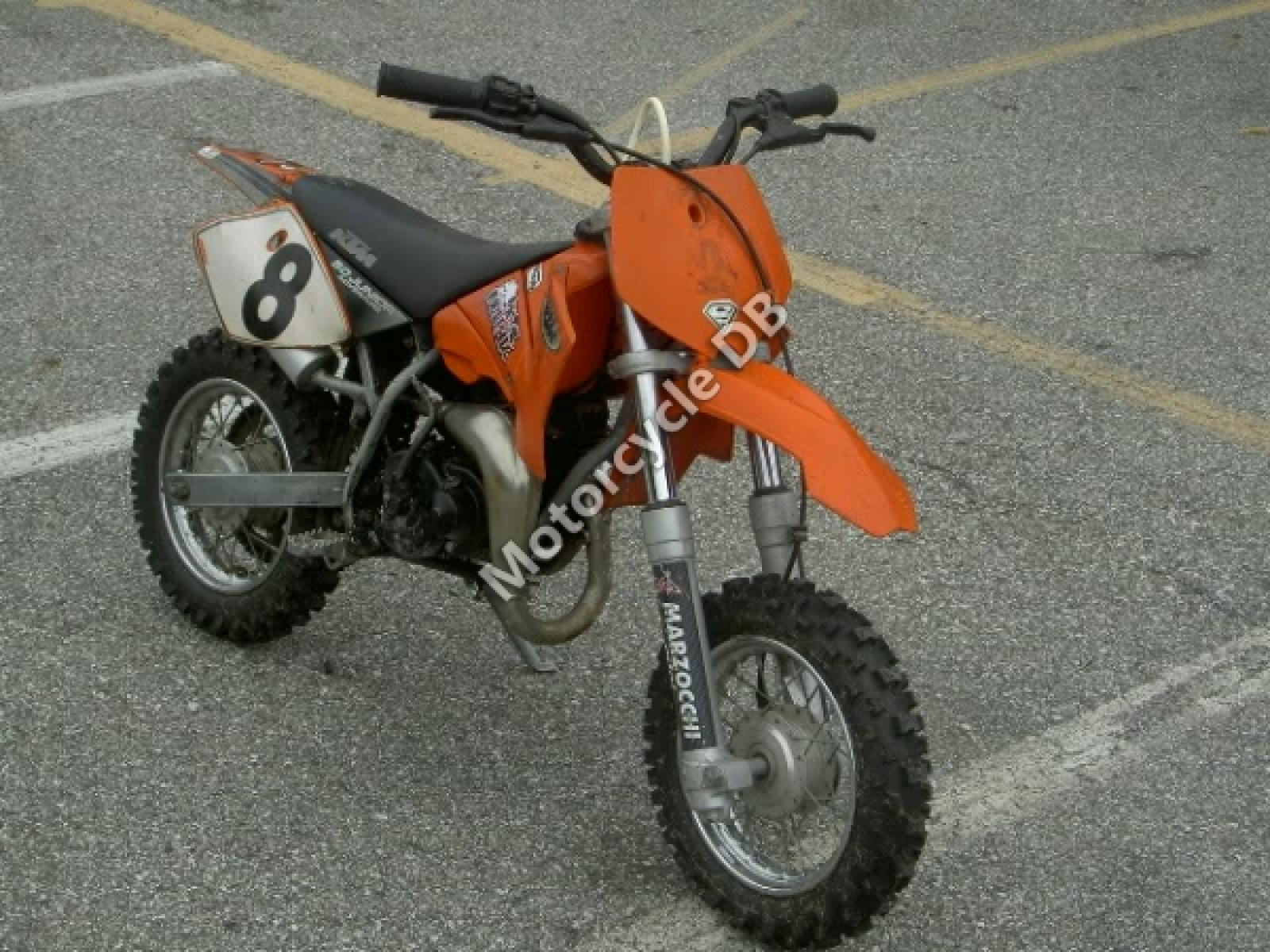 KTM 50 Junior Adventure wallpapers #134799
