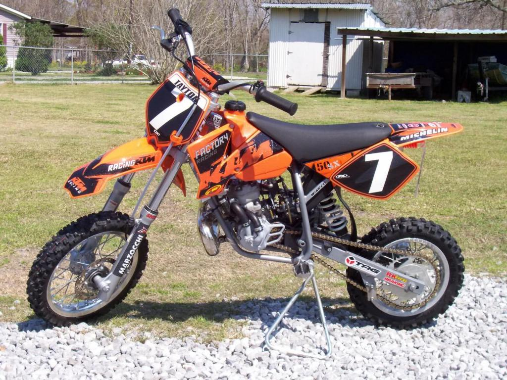 KTM 50 SX Pro Junior LC 2003 images #85750