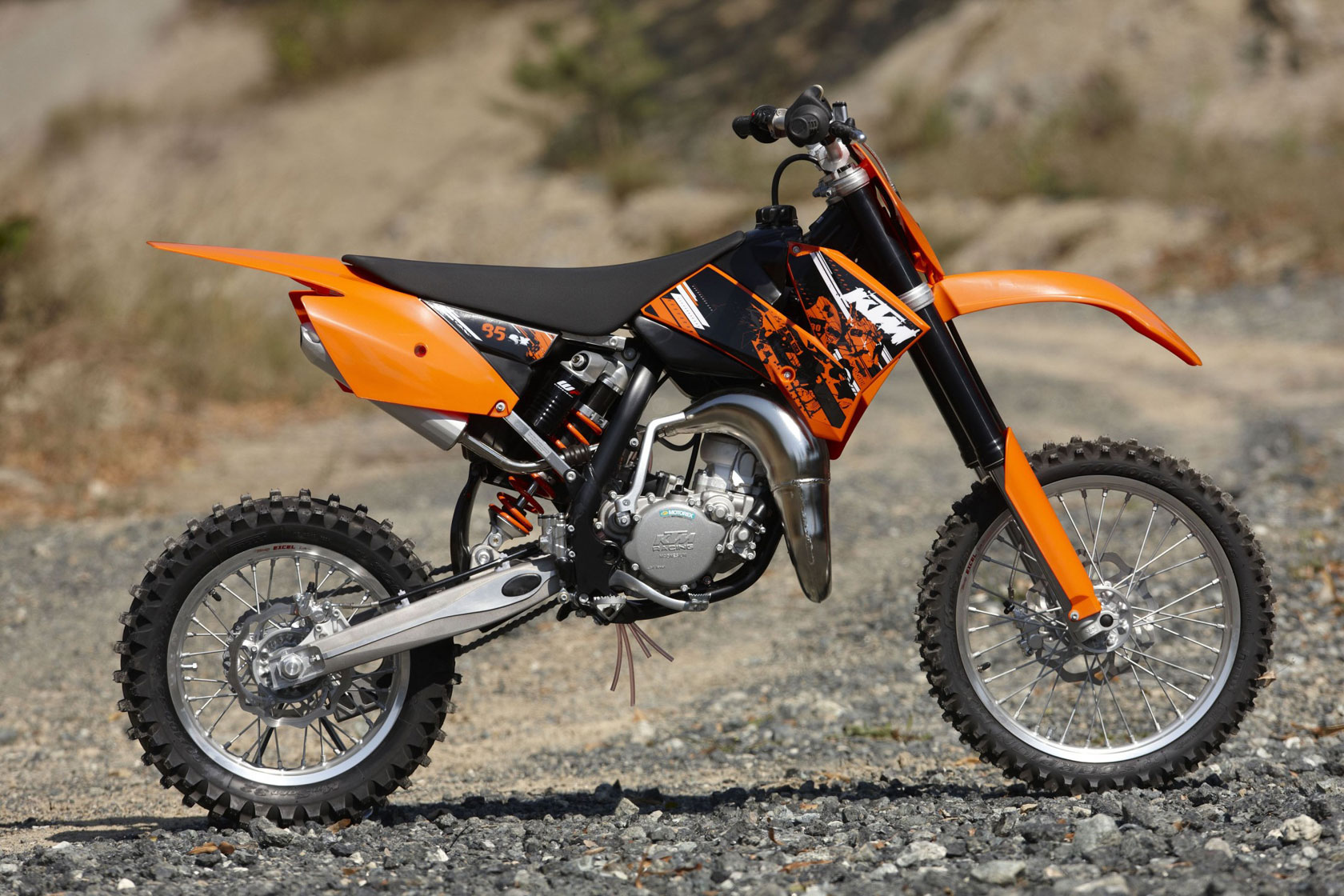 KTM 85 SX 2010 wallpapers #142434