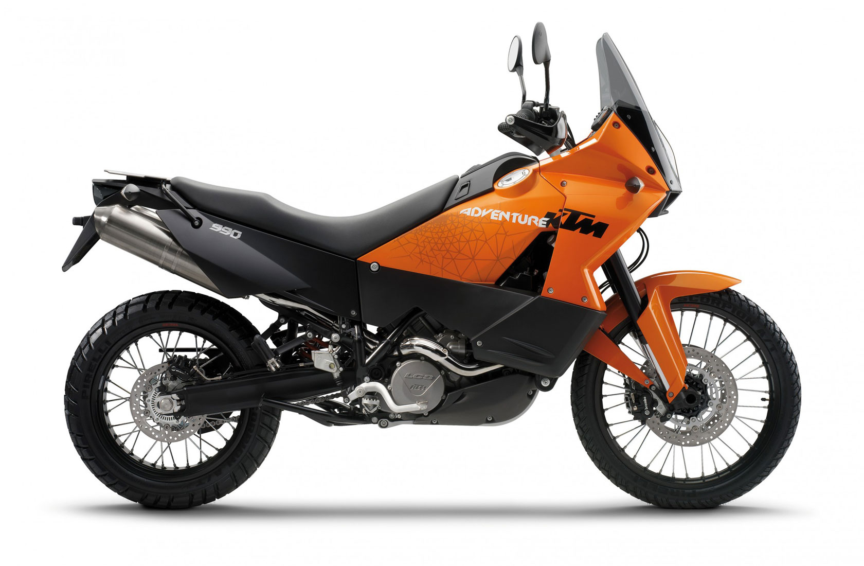 KTM 990 Adventure ABS 2010 pics #37408
