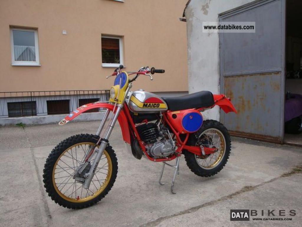 Maico MD 250/6 1977 images #102909