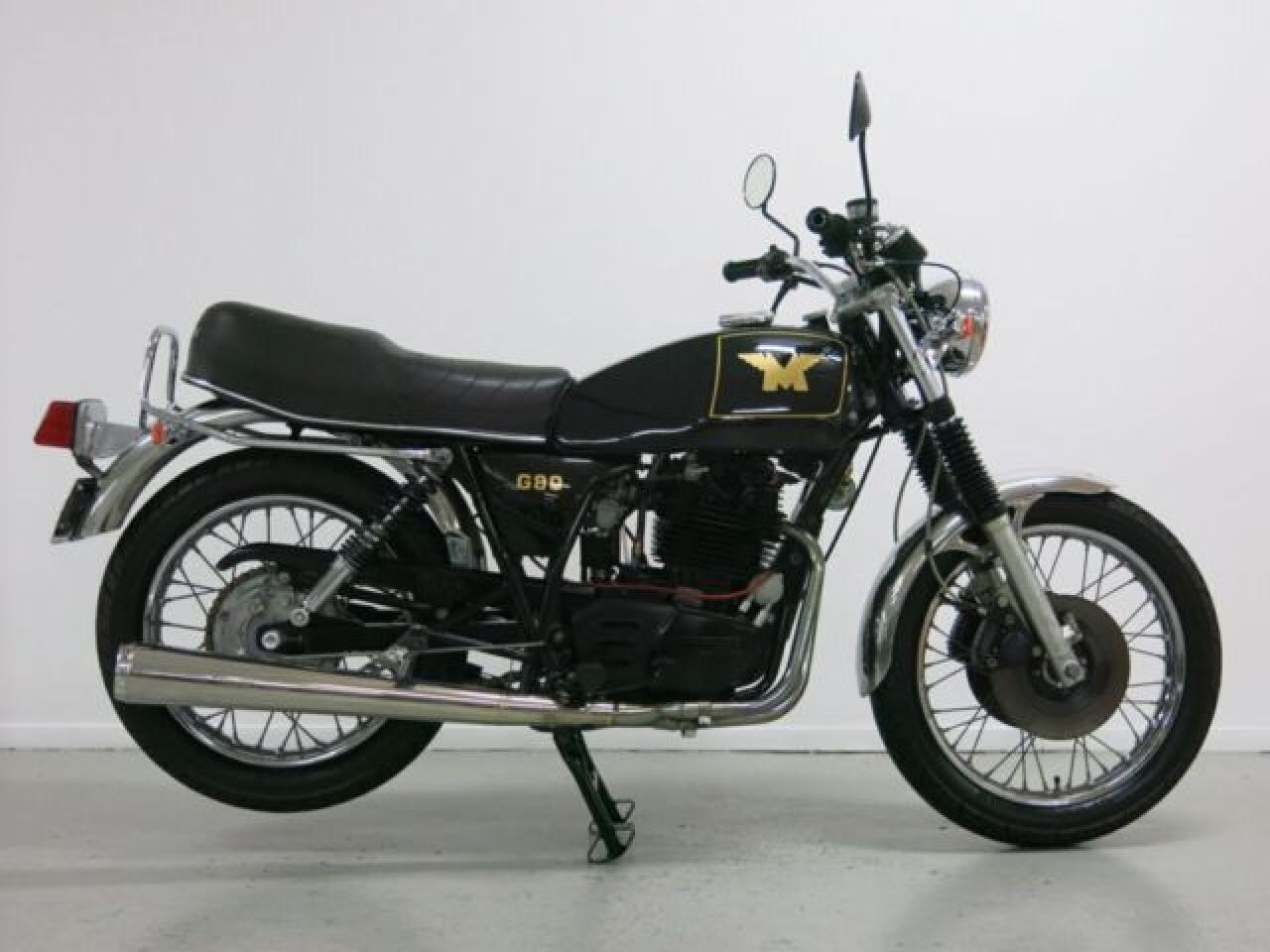 Matchless G 80 K 1988 images #161872