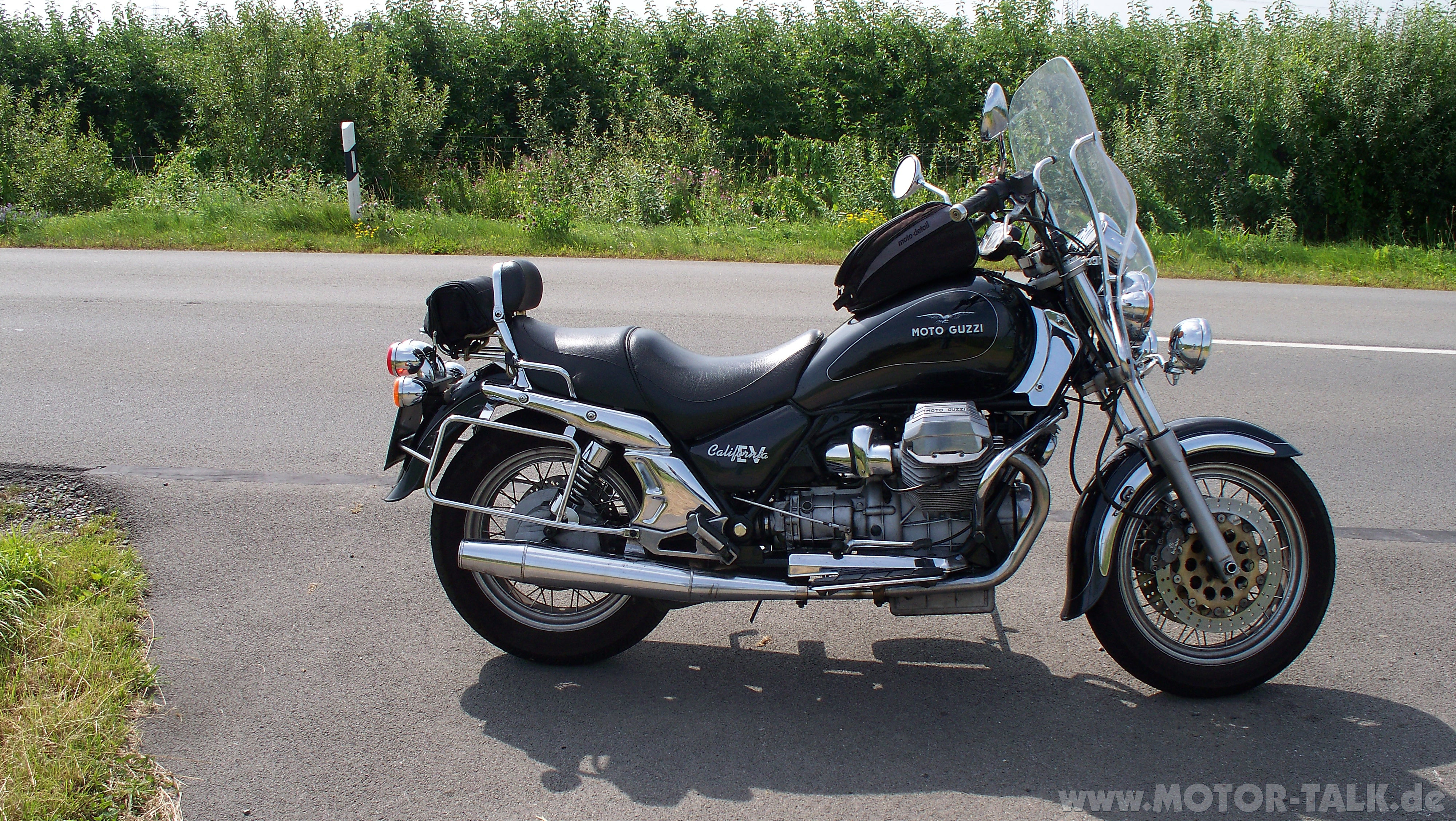 Moto Guzzi California 1100 i 1997 images #108846