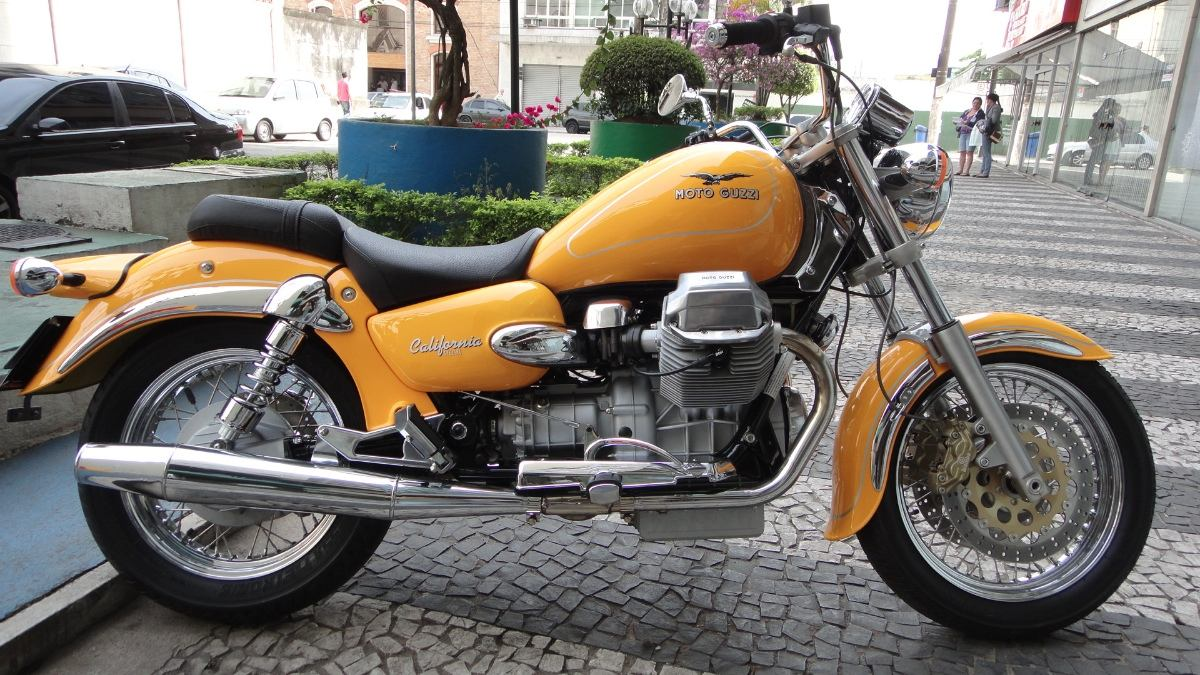 Moto Guzzi California Jackal 2001 images #109135