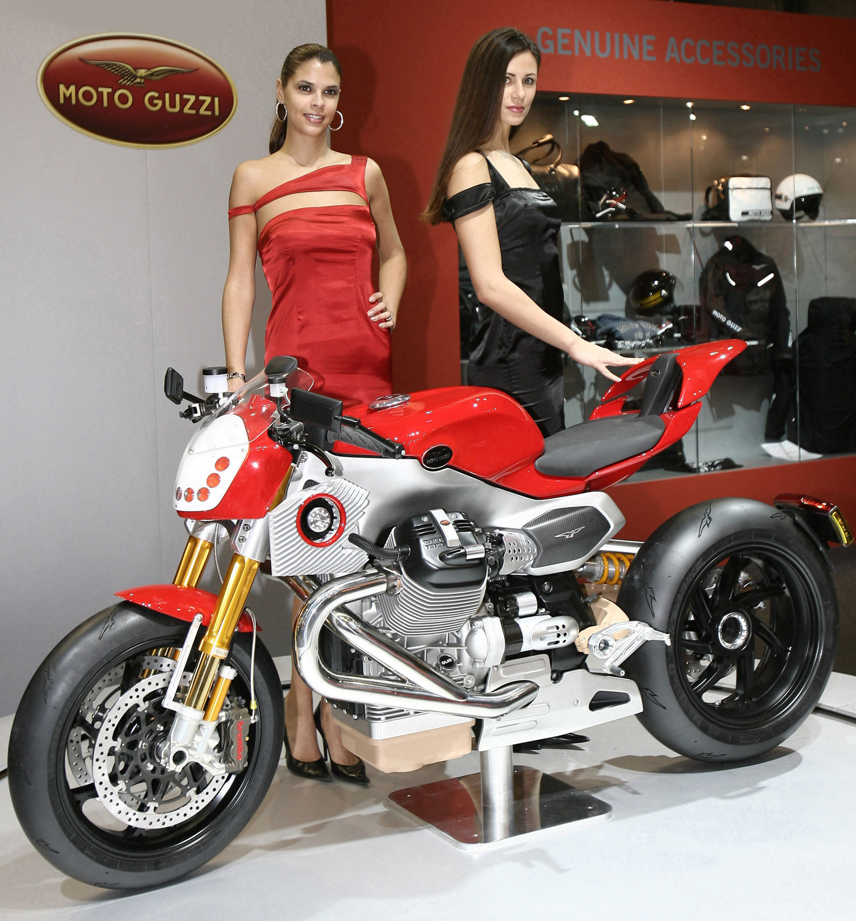 Moto Guzzi V12 LM Concept 2010 wallpapers #139660